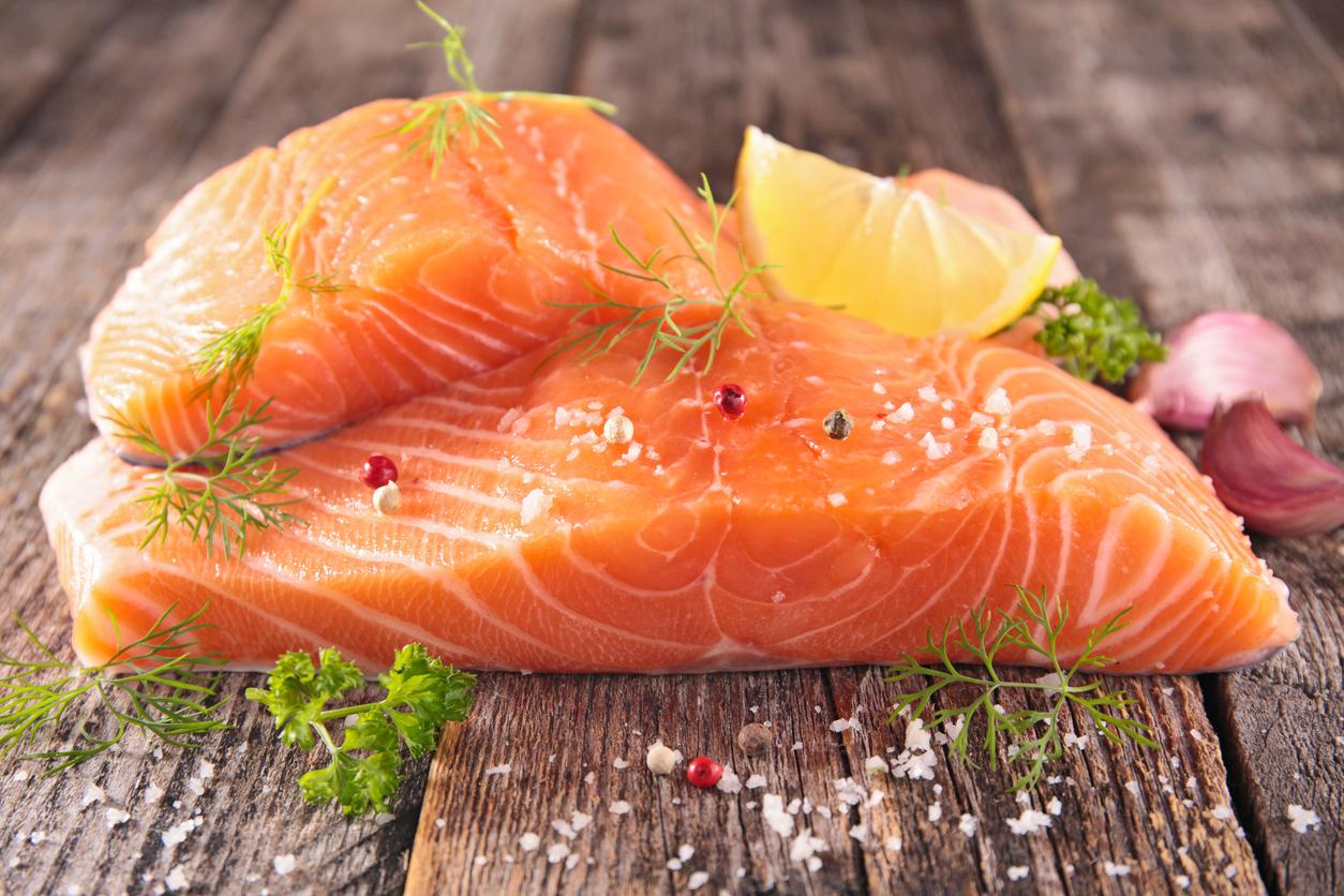 Il salmone norvegese e svedese