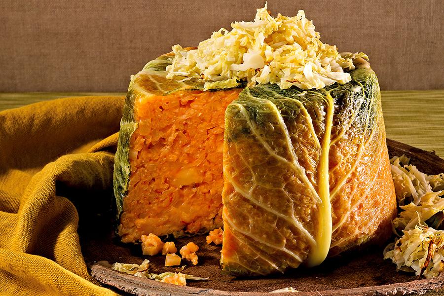 Ricetta Sformato di riso con la verza  La Cucina Italiana