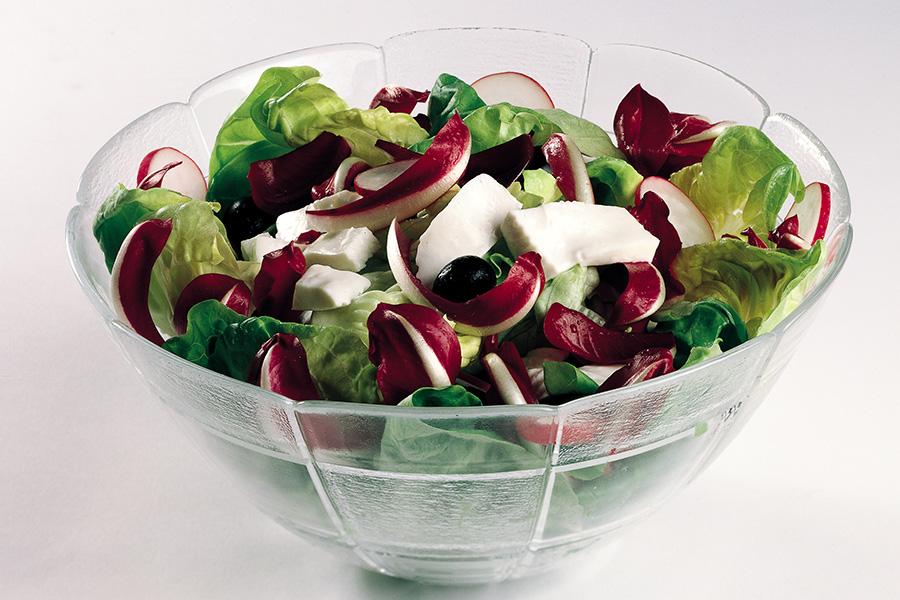 Ricetta Insalata bianca rossa e verde  La Cucina Italiana