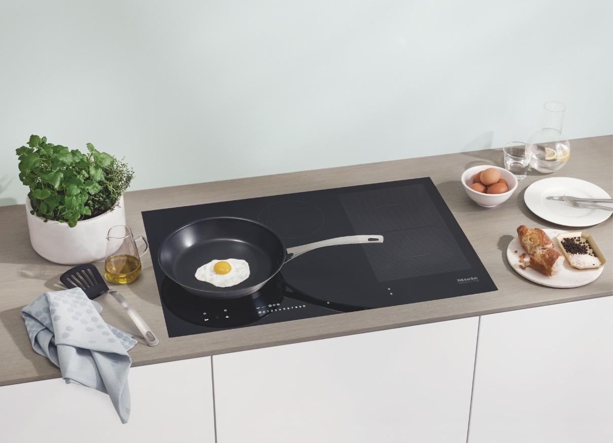 Come pulire il piano cottura a induzione  La Cucina Italiana