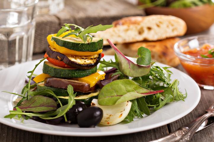 Insalate vegetariane 5 ricette  La cucina Italiana
