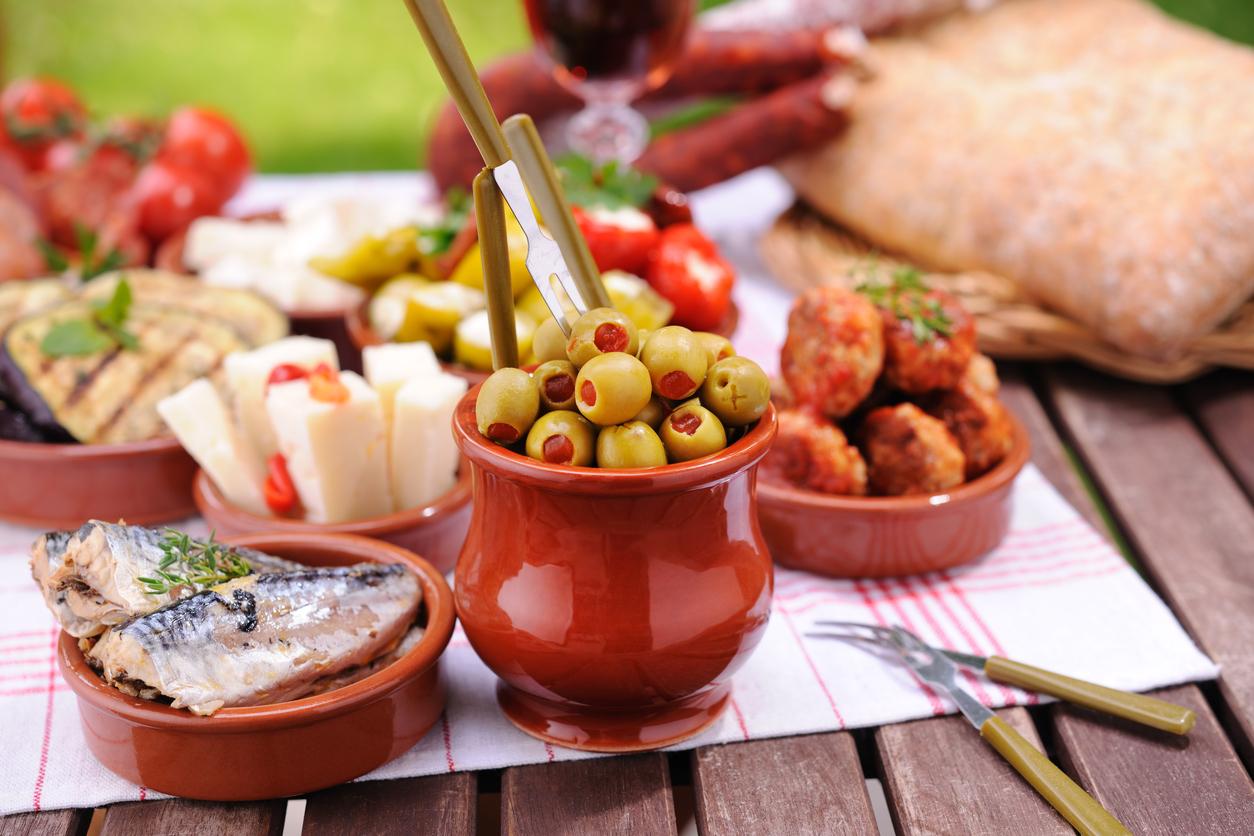 Cinque finger food strani per laperitivo  La Cucina Italiana