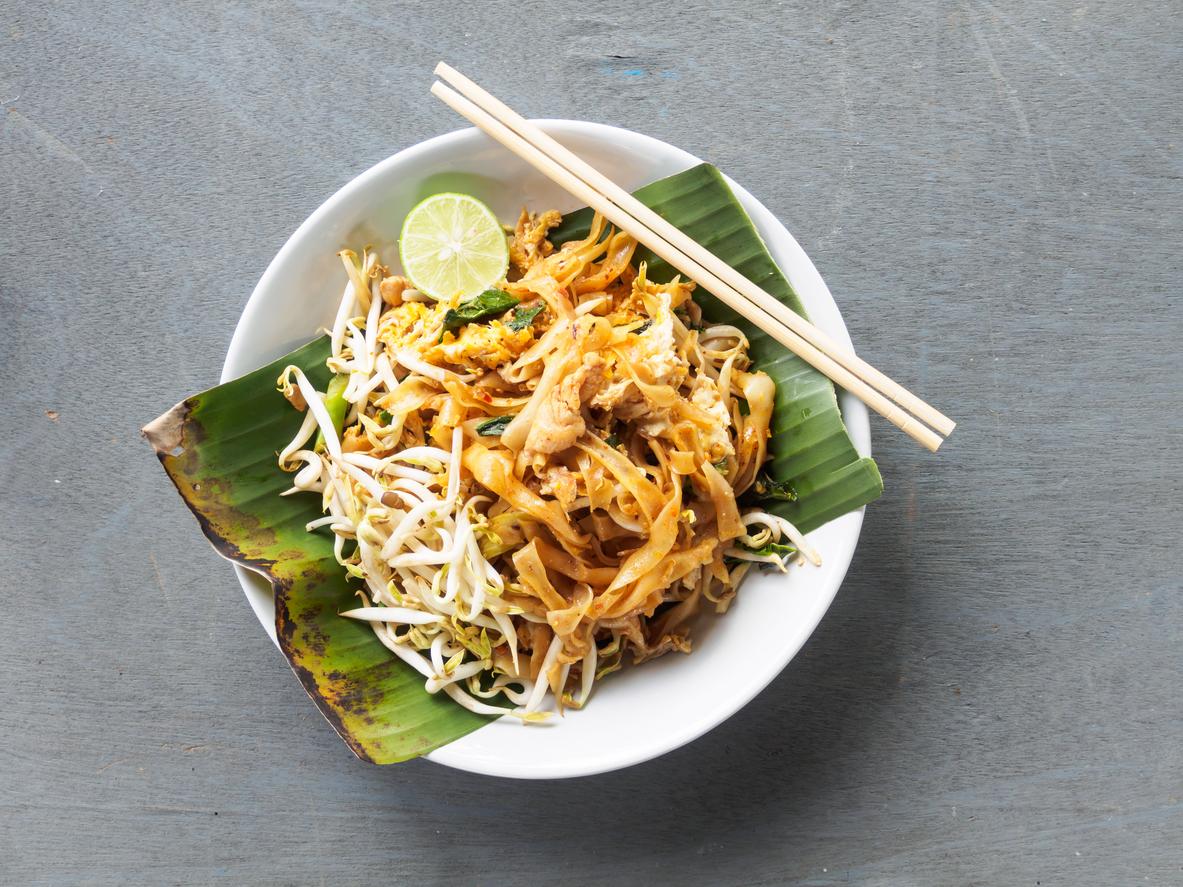 Padthai la ricetta thailandese delle tagliatelle  La
