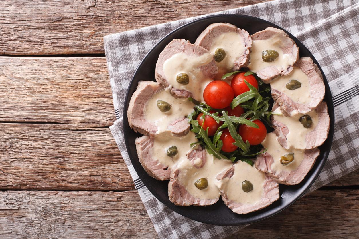 Vitello tonnato senza maionese la ricetta  La Cucina Italiana