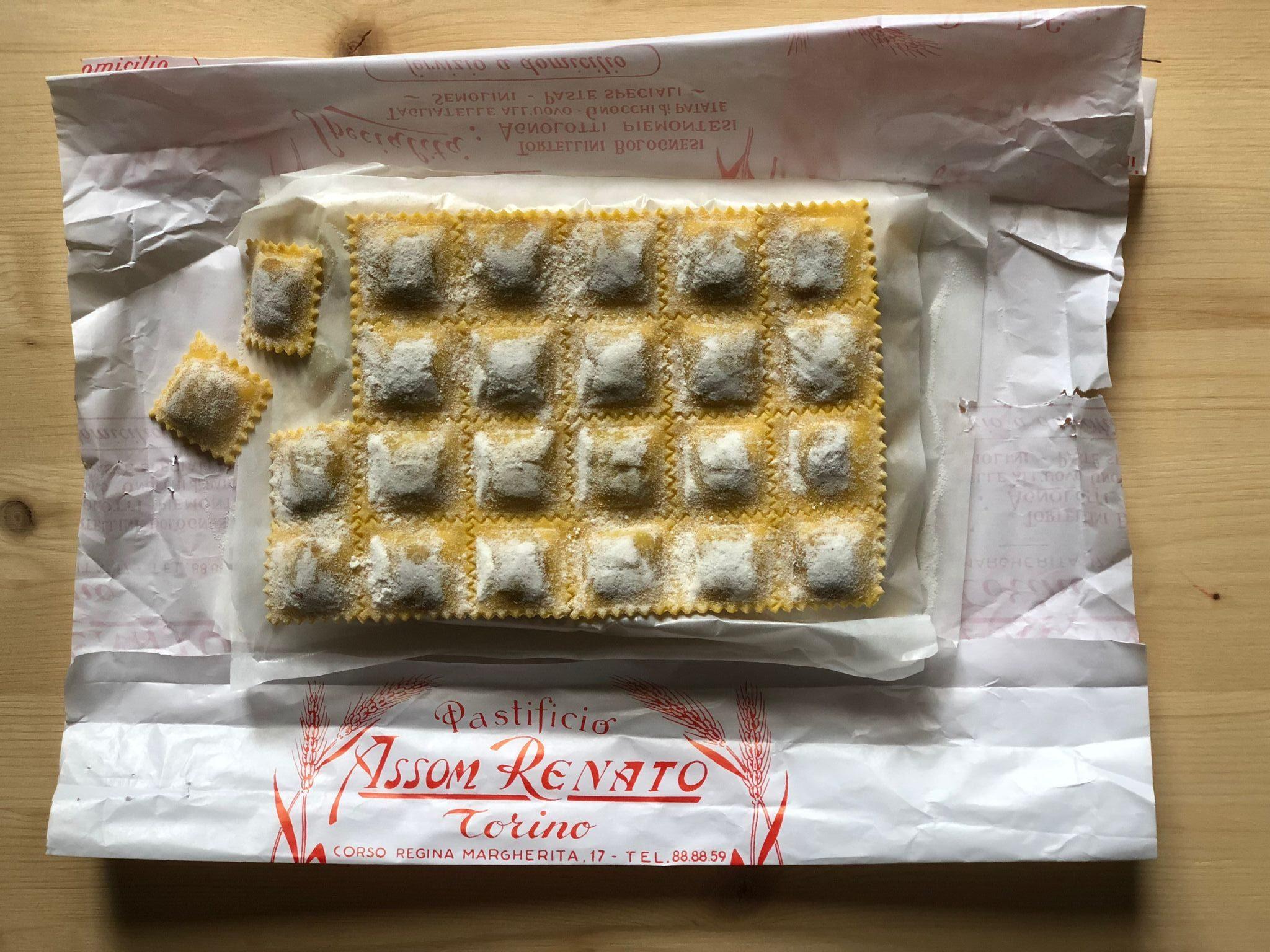 Dove comprare i migliori agnolotti di Torino  La Cucina Italiana