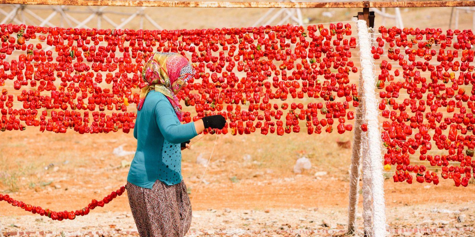 Gaziantep la food city turca dove la globalizzazione del