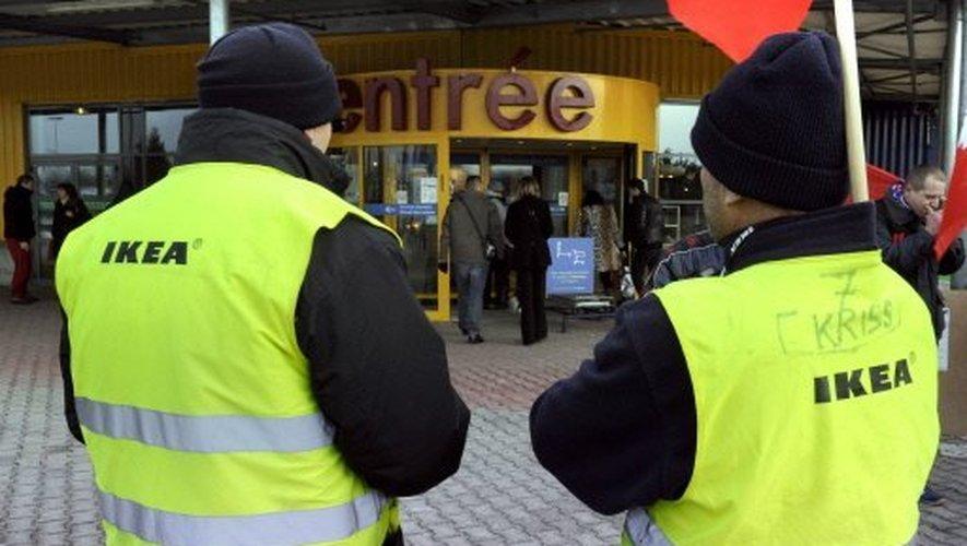 Grève à Ikea Les Syndicats Rencontrent La Direction