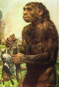 Néanderthal (Zdenek Burian)