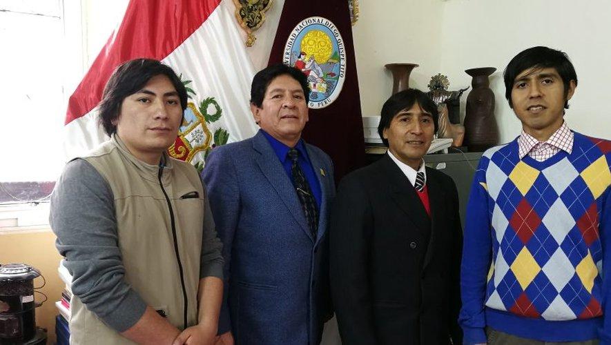Le Cam, partenaire de l'université du Pérou