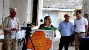 D Renard-Tixador-A Furlan-N Lacombe ouverture au public.