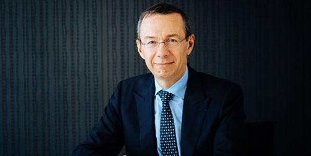 Eric Labaye, ex dirigeant de McKinsey, aujourd'hui président de Polytechnique.