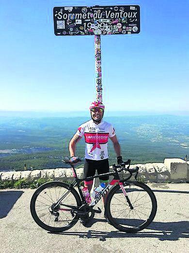 Julien est en terrain de connaissance en Ariège, où il a déjà fait  le parcours de la Montagnole après l'annulation de l'Ariégeoise fin juin.