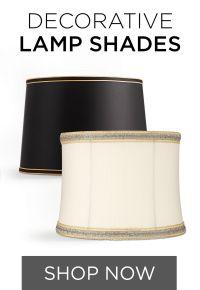 Decorative Lamp Shade Trim