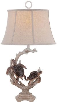 Fly Away Together Bird Table Lamp - #X6434 | Lamps Plus