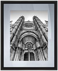 "Notre Dame 22"" High Framed Giclee Wall Art - #12N46 ..."