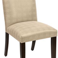 Gold Dining Chairs How To Fill Bean Bag Chair Seating Lamps Plus Main Street Polished Fabric