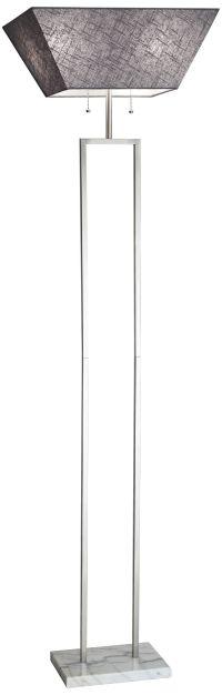 Robert Abbey Beaux Arts Torchiere Floor Lamp