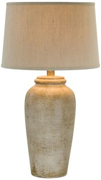 Lechee Sand Stone Table Lamp - #13C10 | Lamps Plus