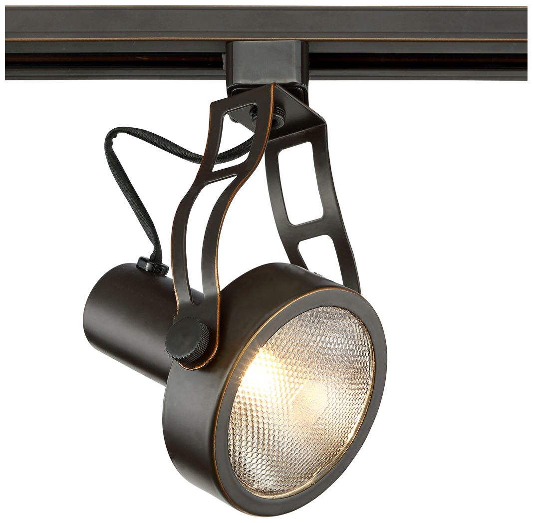 Pro Track Bronze Spotlight PAR30 LED Halo Track Head