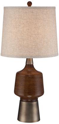 Northcrest Mid Century Table Lamp - #2J385 | Lamps Plus