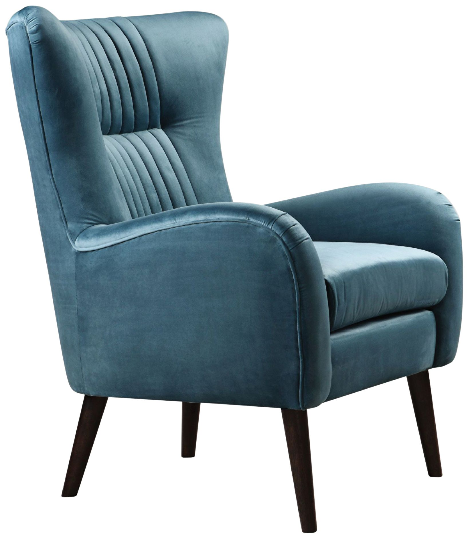 teal colored chairs hand painted wooden uttermost dax blue velvet tufted accent chair 31c85 lamps plus