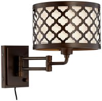 Rustic - Lodge, Swing Arm, Wall Lamps | Lamps Plus