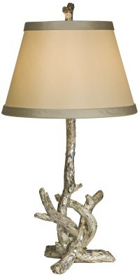 Natural Light Silver Branch Table Lamp - #3F948 | Lamps Plus
