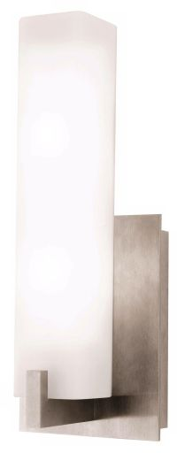 Cosmo Satin Nickel ADA Compliant Wall Sconce - #41586 ...