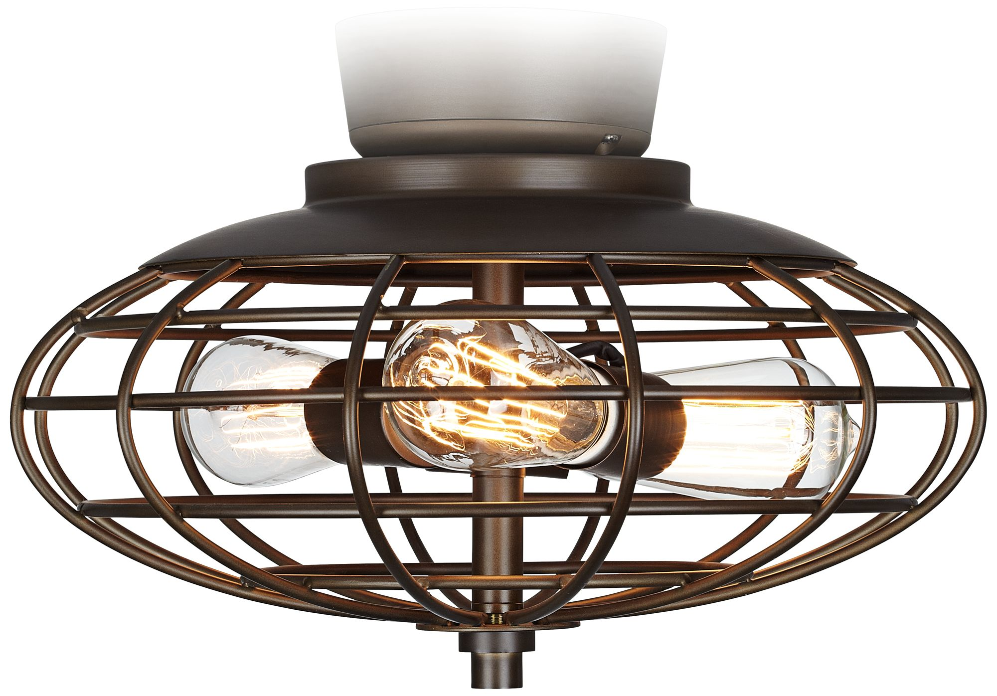 ceiling fan light kits 2005 ford focus zx5 radio wiring diagram lamps plus oil rubbed bronze open cage 3 60 watt kit