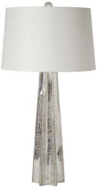 Regina Andrew Design Antique Mercury Glass Star Table Lamp ...