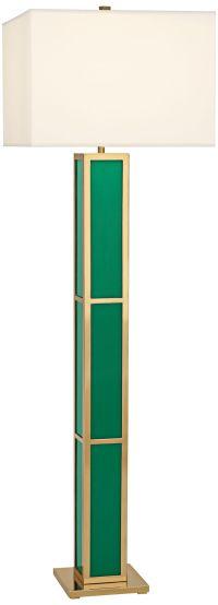 Jonathan Adler Barcelona Emerald Green Floor Lamp - #7V779 ...