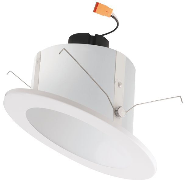 sloped ceiling recessed lighting