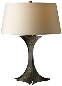 Hubbardton Forge Beechwood Metal Table Lamp - #8D437 ...