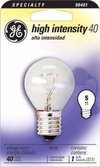 GE 40 Watt High Intensity Bulb - #90401 | Lamps Plus