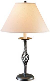 Hubbardton Forge Twist Basket Table Lamp - #92070 | Lamps Plus