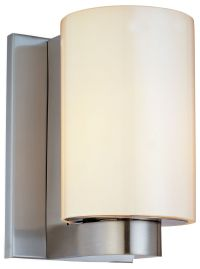 Sonneman Century Short Cylinder Wall Sconce - #G6567 ...