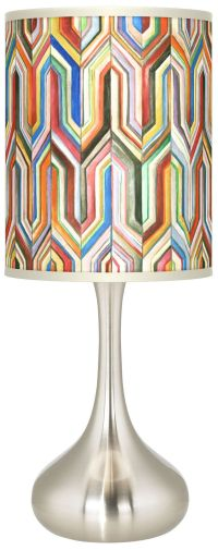 Synthesis Giclee Droplet Table Lamp - #K3334-2N380 | Lamps ...