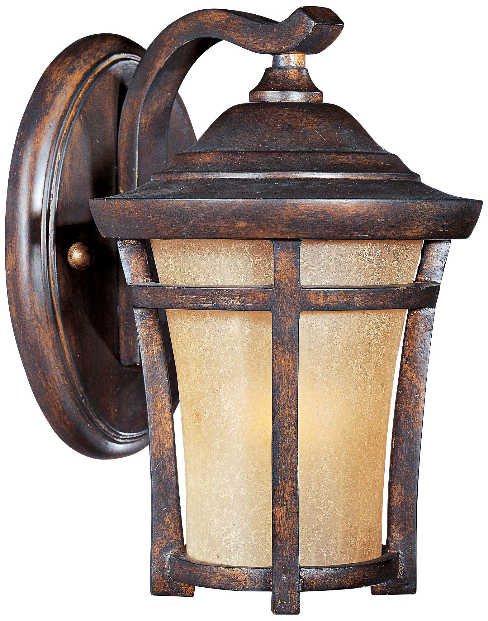 maxim balboa vx 9 1 2 high copper oxide wall light