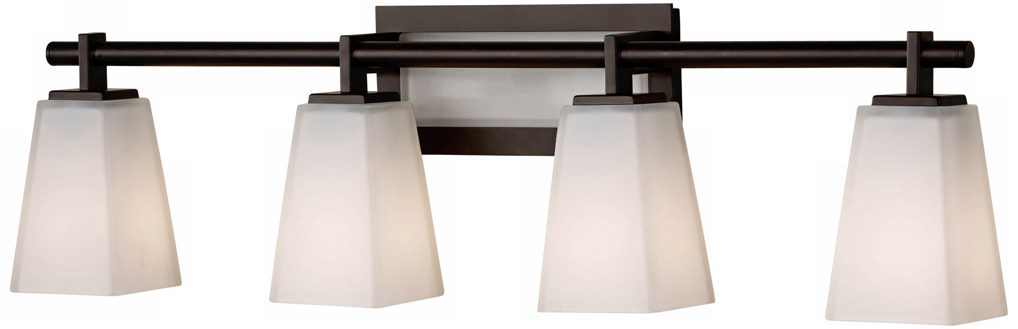 Feiss Clayton 31 12 Wide Bathroom Light Fixture  R9264