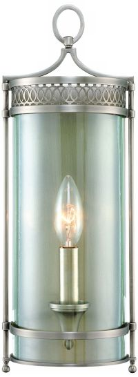 Hudson Valley Ameilia ADA Compliant Nickel Wall Sconce - # ...