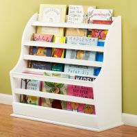 Life is Bella: Front Facing Bookcase