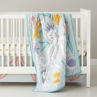Baby Bedding: Marine Life Octopus Crib Bedding