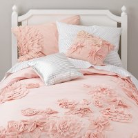 Fresh Cut Floral Girls Bedding