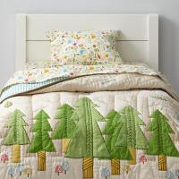 Nature Trail Toddler Bedding | The Land of Nod