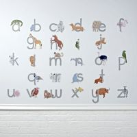 Kids Wall Decals and Stickers | The Land of Nod