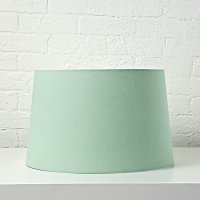 Mix and Match Mint Floor Lamp Shade | The Land of Nod