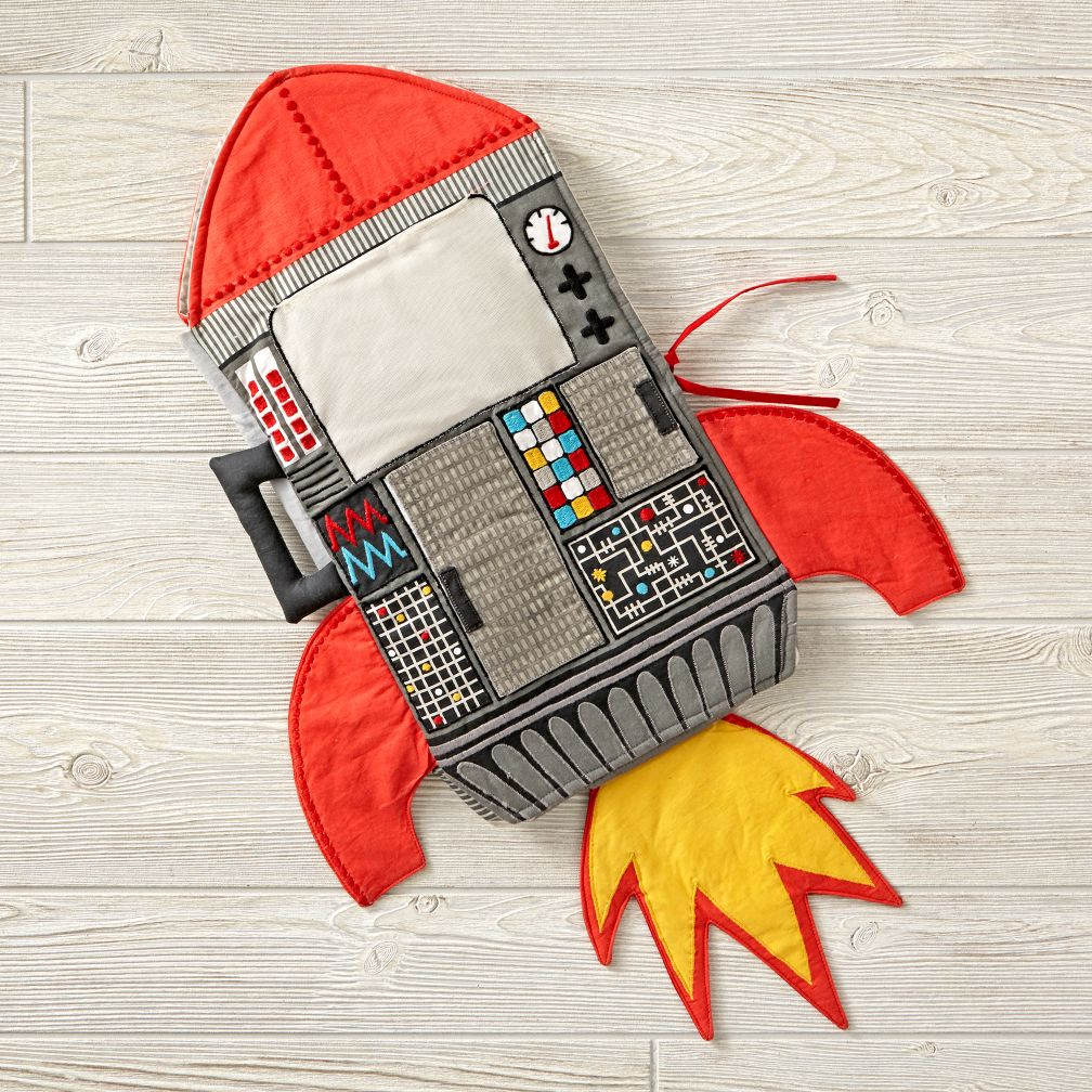 Carry Home Rocket Ship  The Land of Nod
