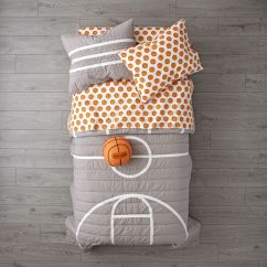 Desk Chair Toddler Cream Dining Chairs Nod Basketball Bedding | The Land Of