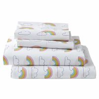 Full-Queen Rainbow Duvet Cover | The Land of Nod