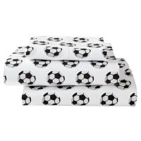 Twin Soccer Bedding Set